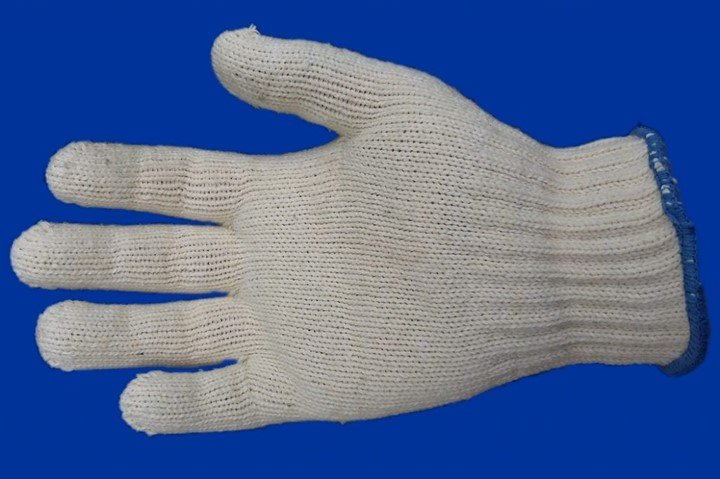 String Knit Glove